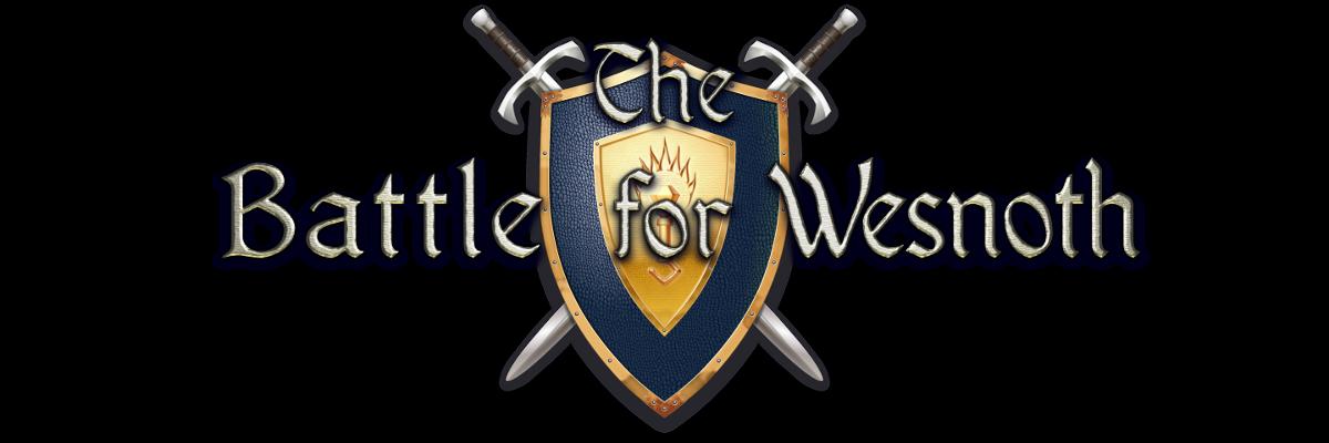 Battle for Wesnoth Battle_for_Wesnoth_logo