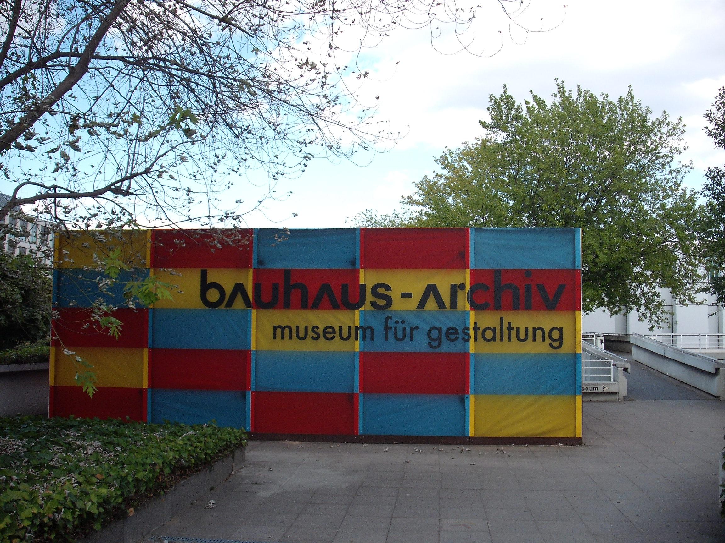 Filebauhaus Museum In Berlinjpg Wikimedia Commons
