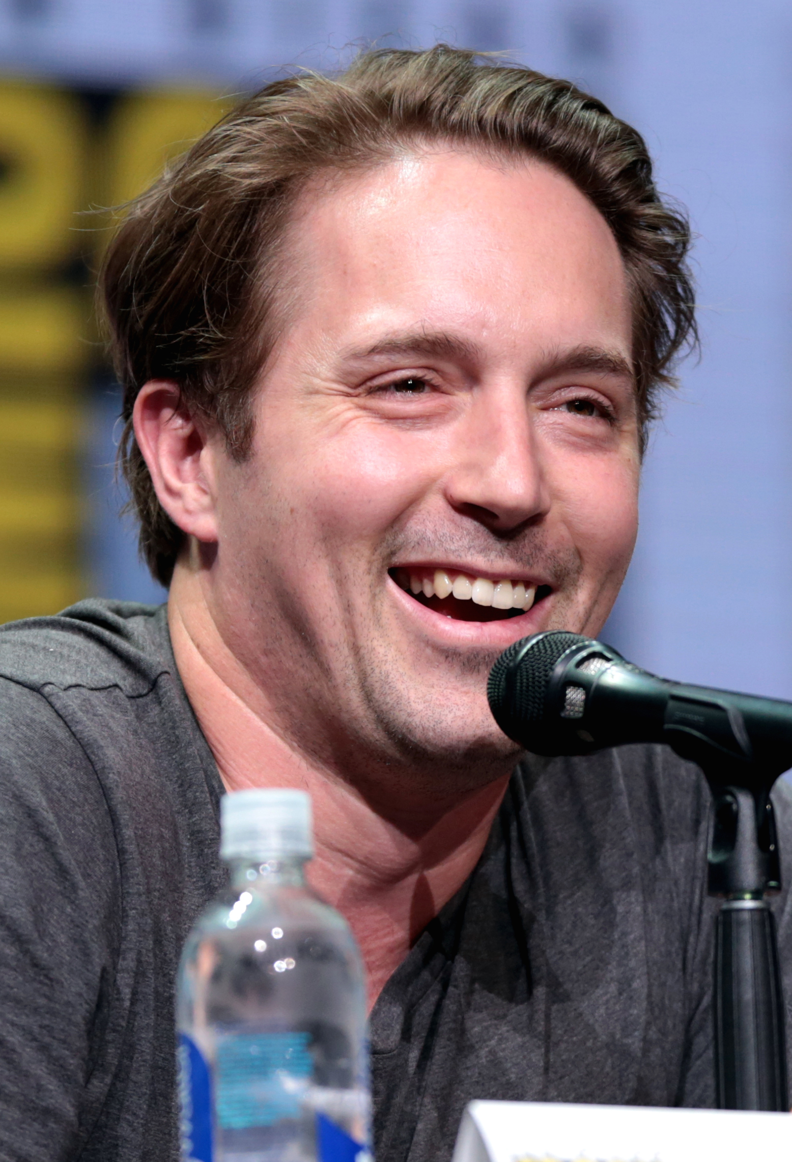 The 34-year old son of father  Andy Bennett and mother Sarah Bennett Beck Bennett in 2018 photo. Beck Bennett earned a  million dollar salary - leaving the net worth at 1 million in 2018