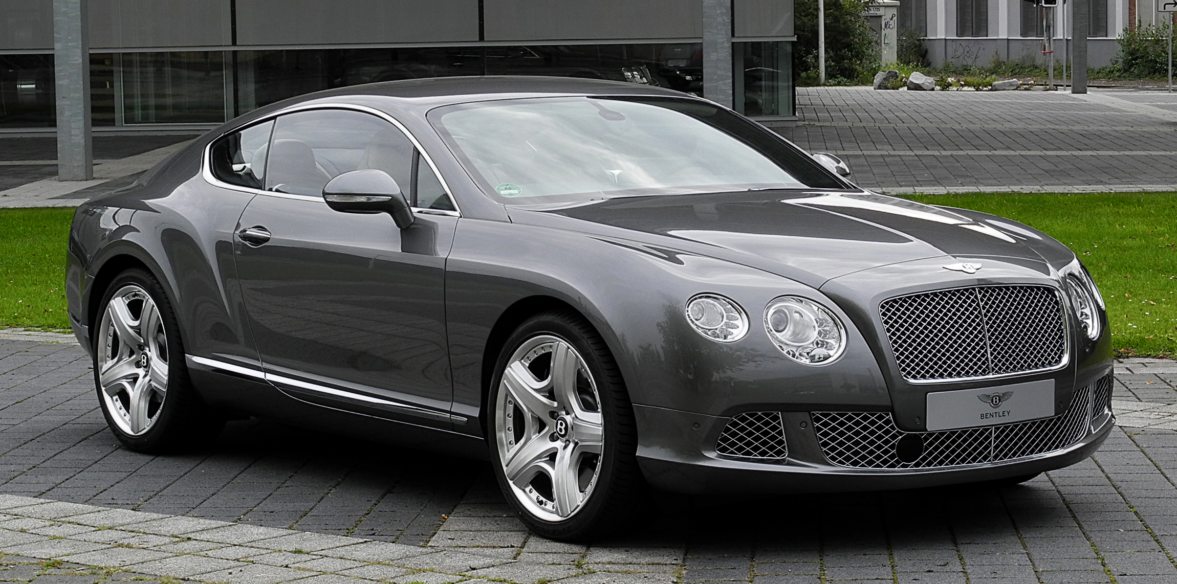 Bentley Continental - Wikiwand