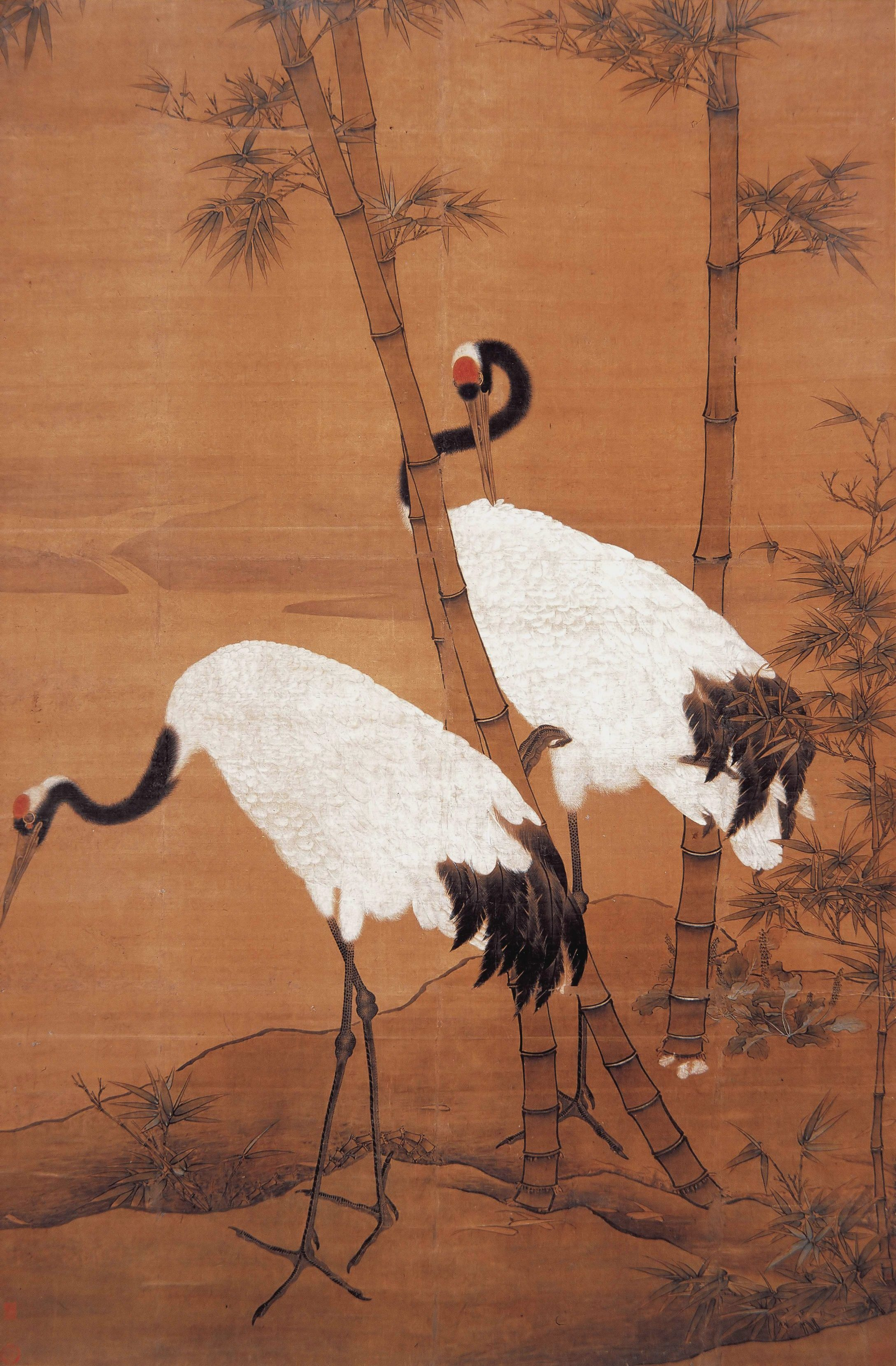 Crane In Chinese Mythology Wikipedia