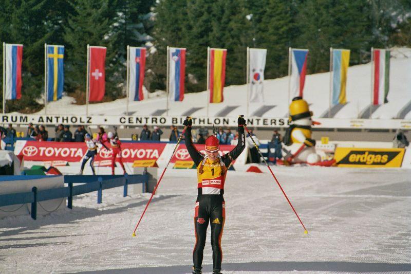 Biathlon, Slalom... ZDF