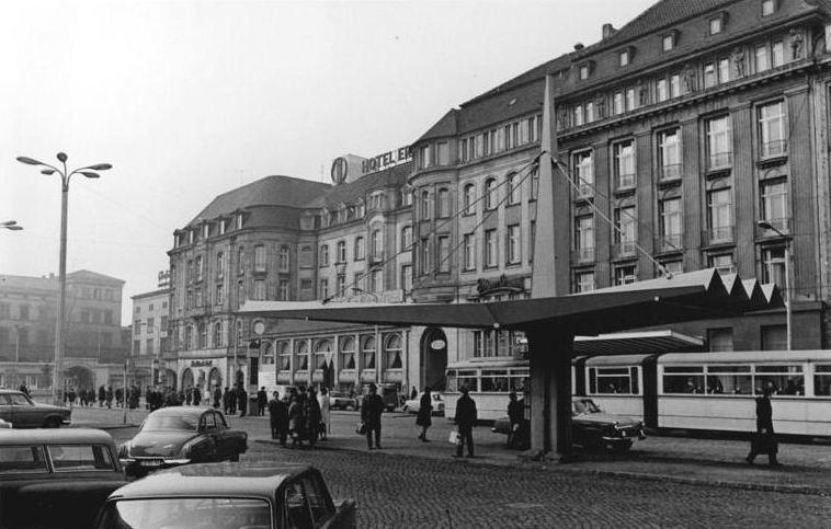 Grand Hotel Erfurt Willy Brandt