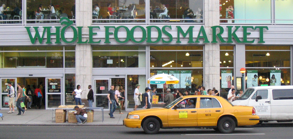 Whole Foods Amazon Locations
