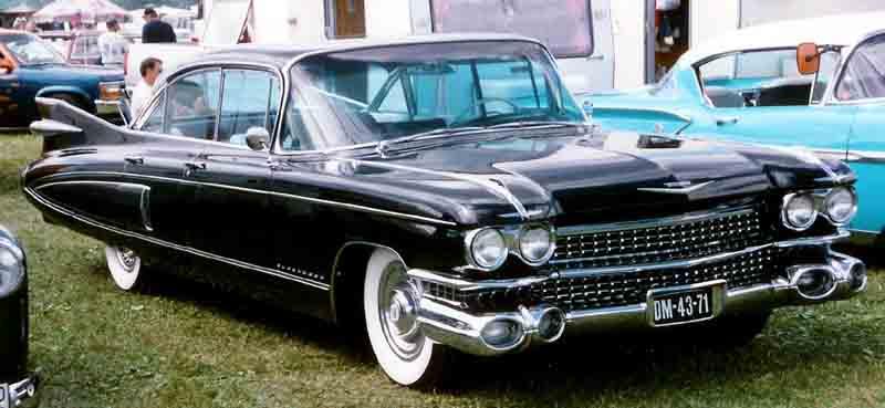 File Cadillac 4 Door Sedan 1959 Jpg Wikimedia Commons