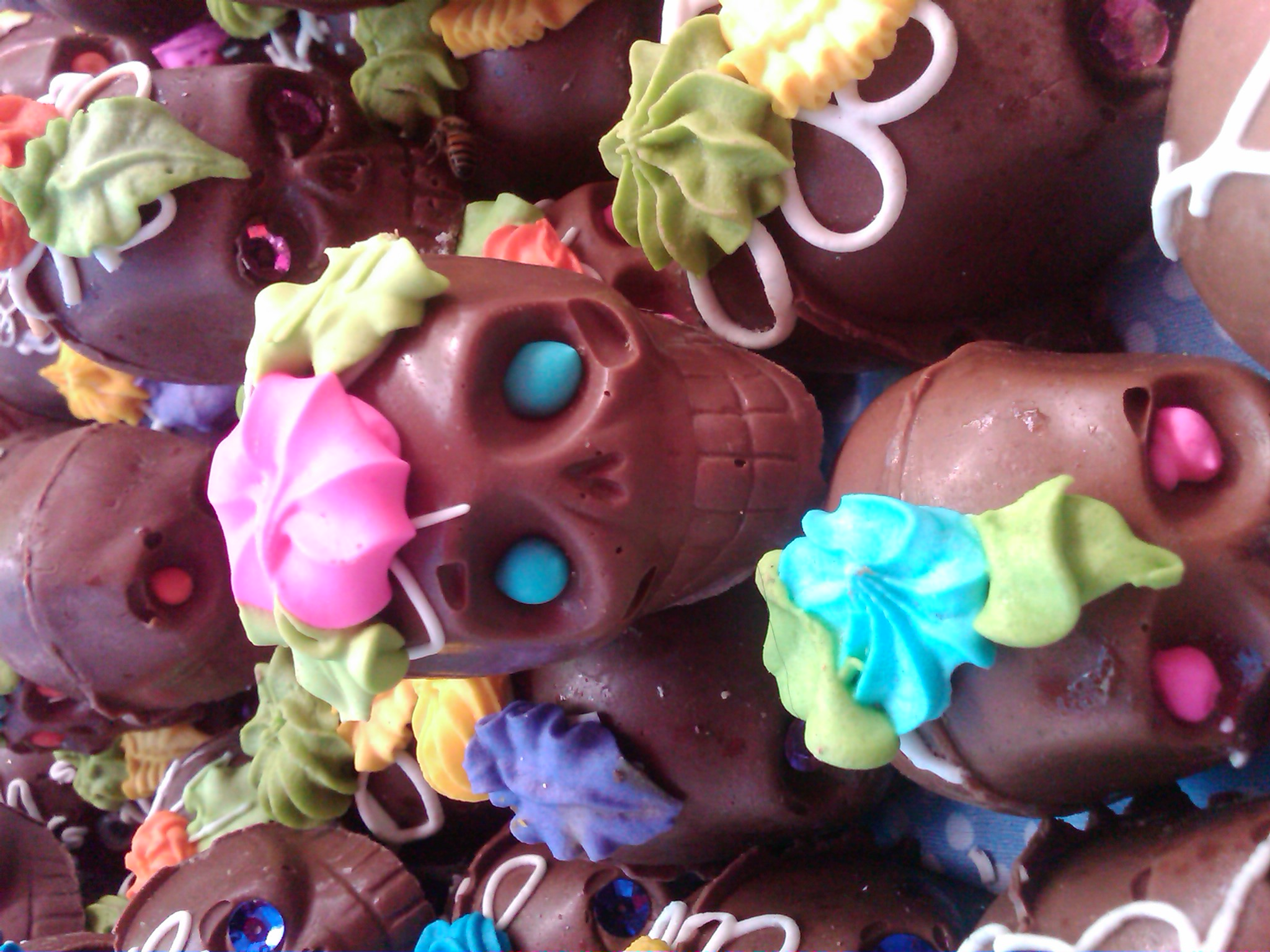 Chocolate And Dulce De Leche Cake