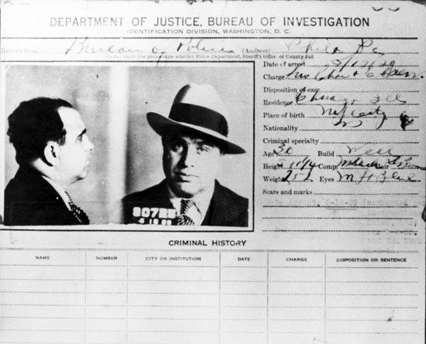File:Capone Arrest Record Card.jpg - Wikimedia Commons