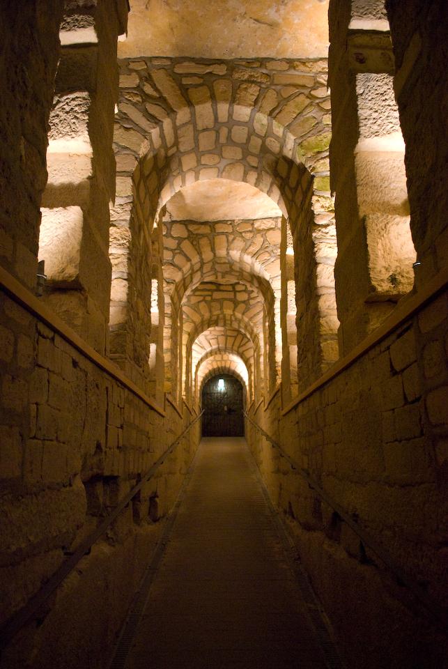 File catacombes de paris passage dit des doubles carri res wikimedi - Les encombrants de paris ...