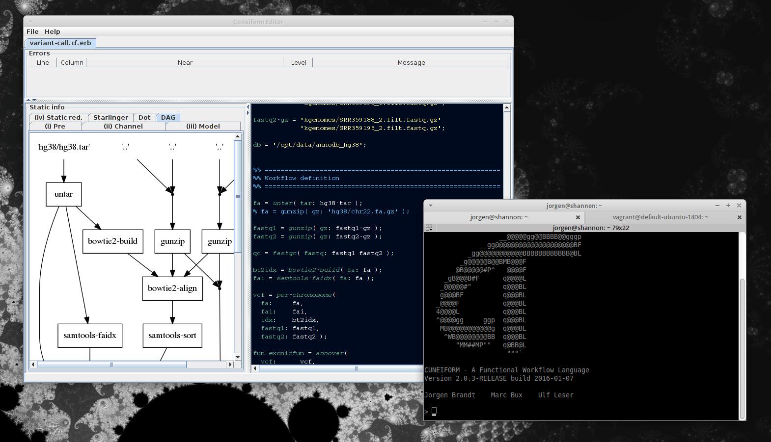 Cuneiform (programming language) - Wikipedia