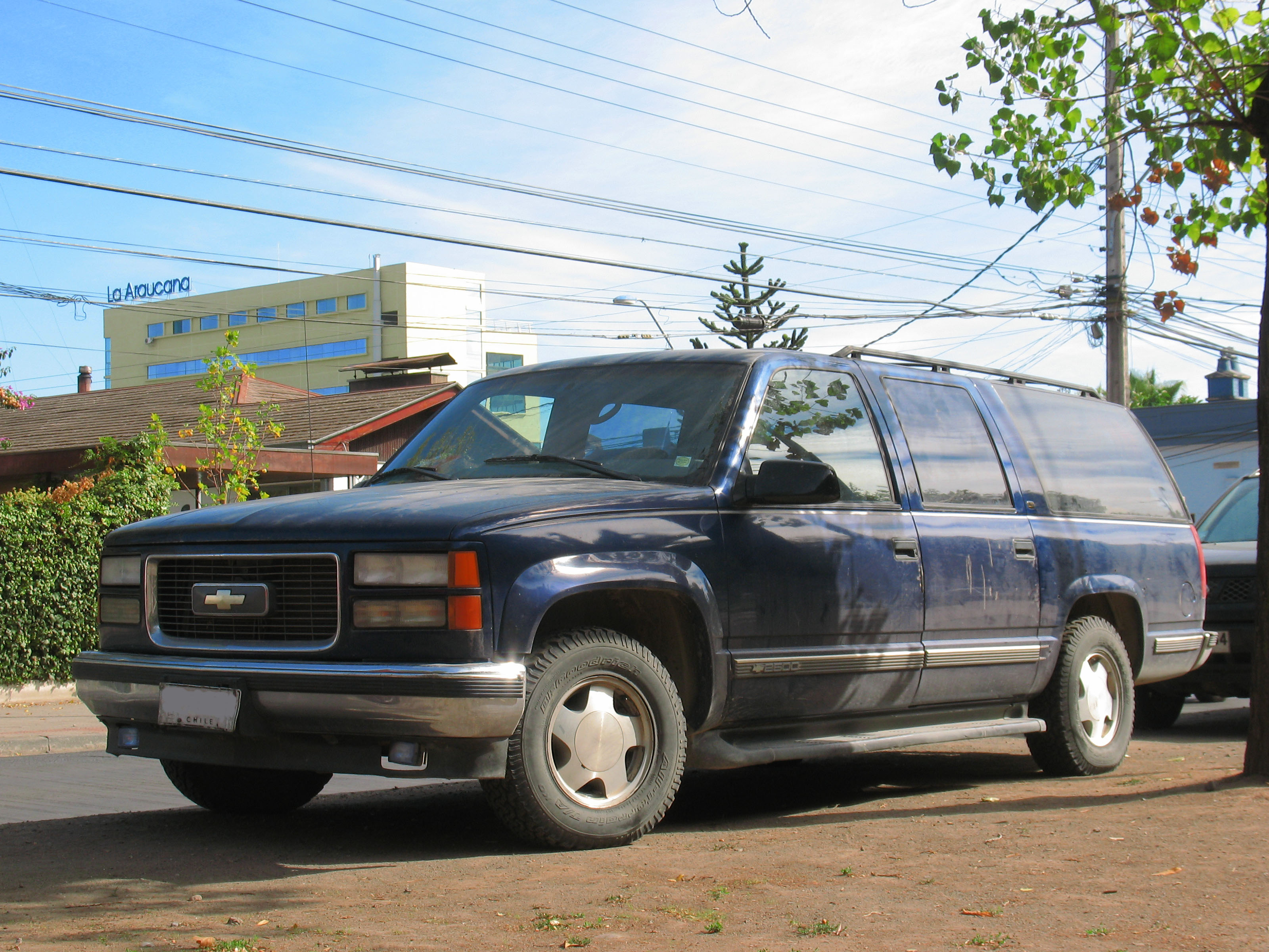 Used Chevrolet Suburban 2500 Lt Cars For Sale In Auto