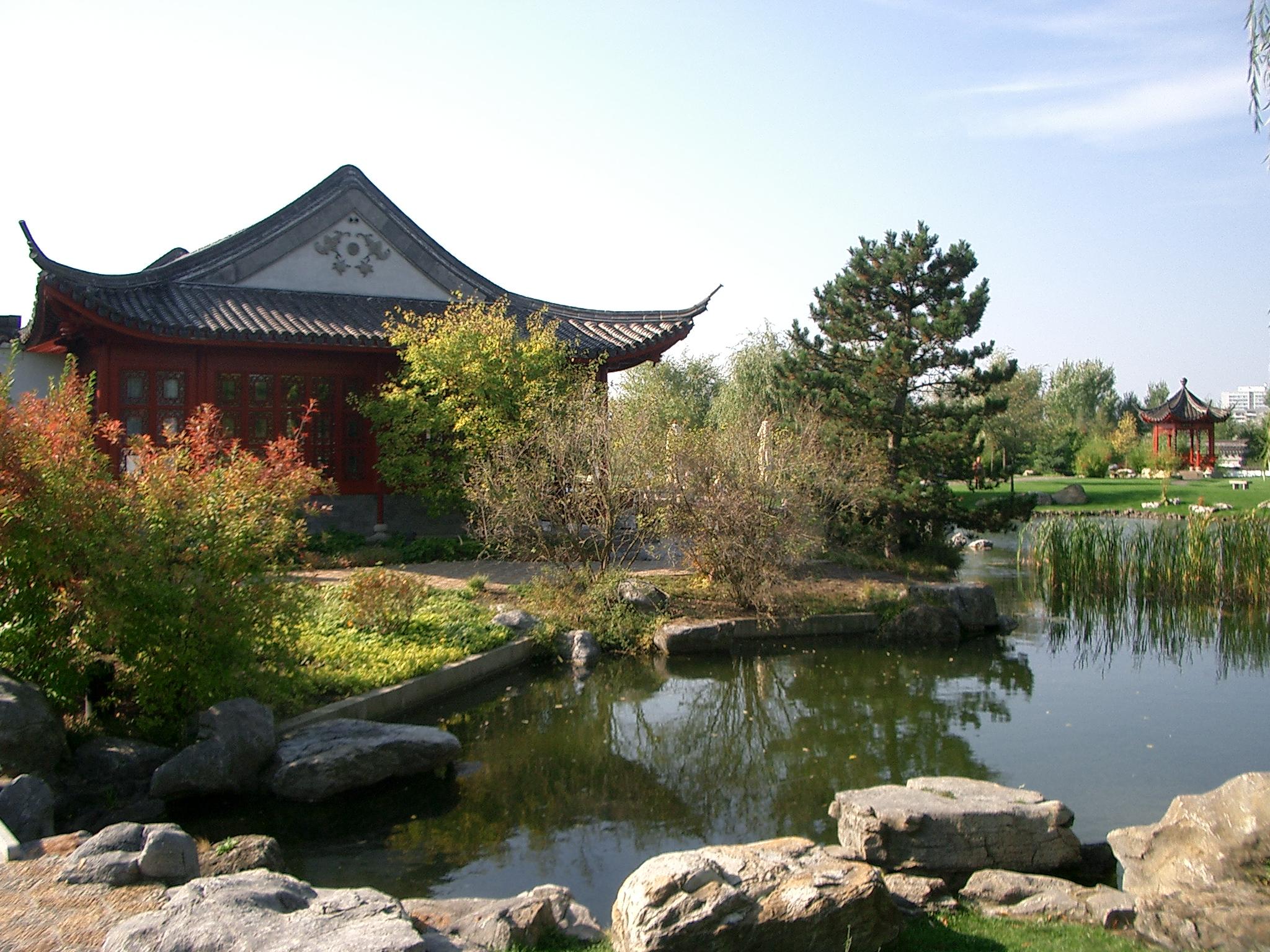 Die Gärten der Welt im Erholungspark Marzahn (Chinesischer Garten)