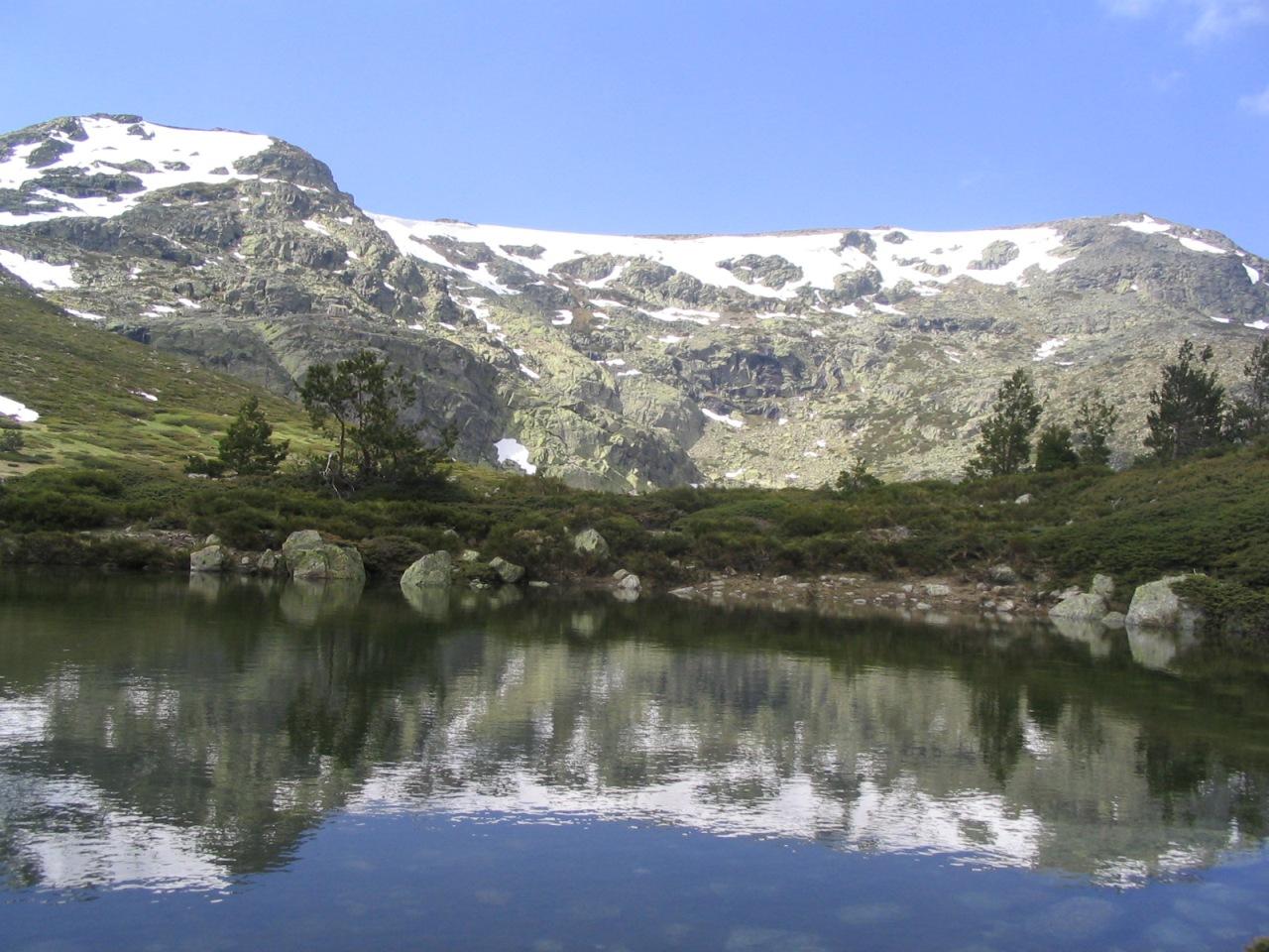 Depiction of Parque nacional de la Sierra de Guadarrama