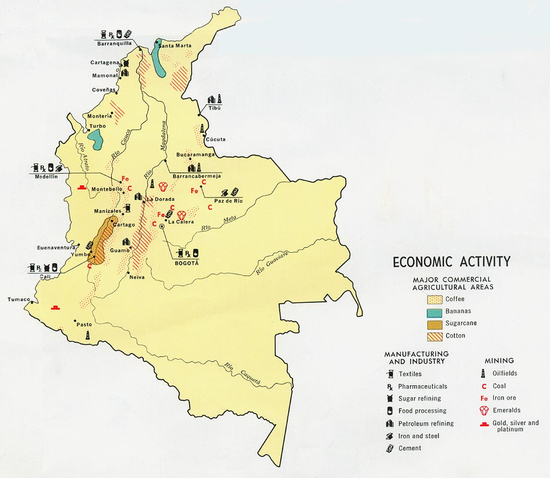 jamaica geography map with File Colombia Econ 1970 on Dominica Radar furthermore Chile Geography additionally 10th Grade World History 2 further File Colombia econ 1970 as well Jordan.