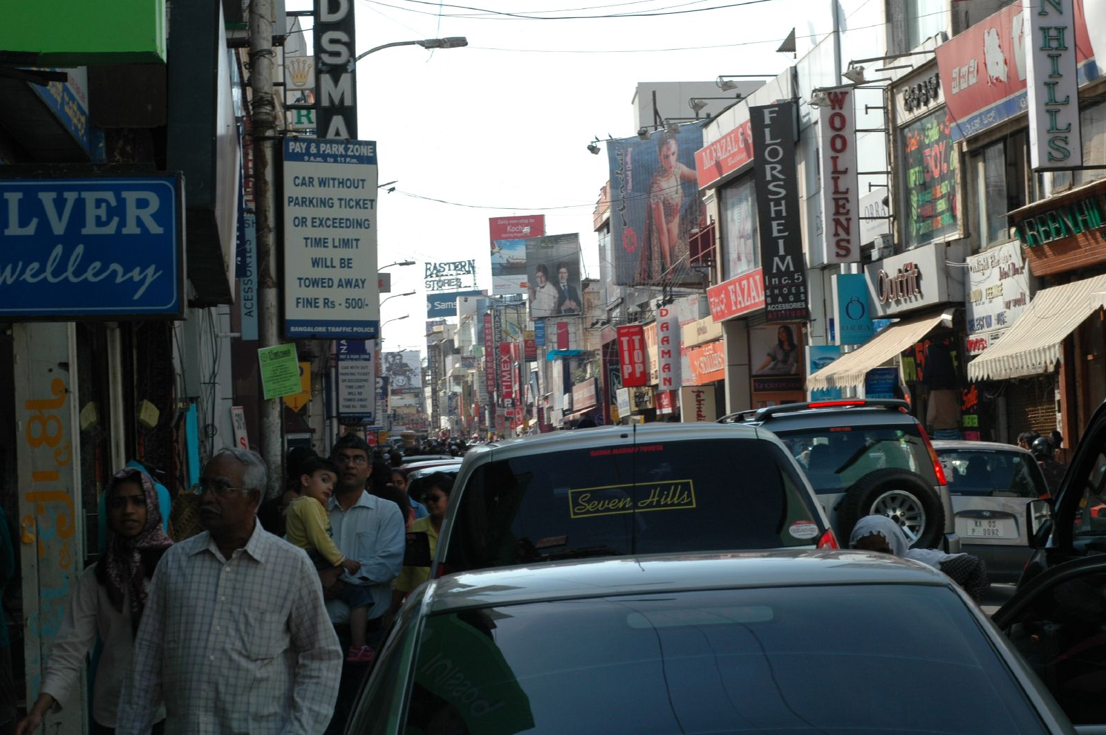 Forex commercial street bangalore