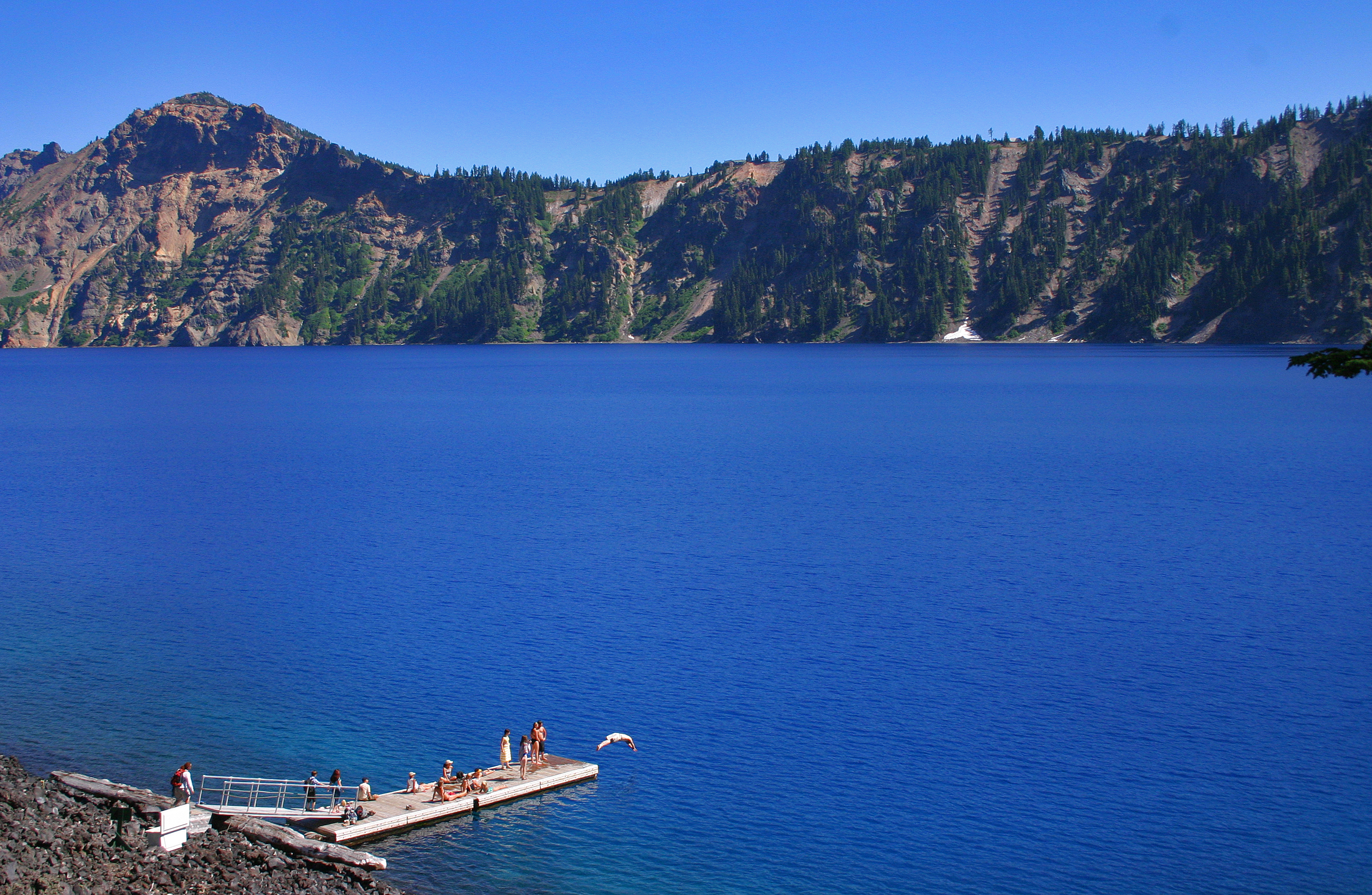 Crater Lake Boat Tour Discontinue
