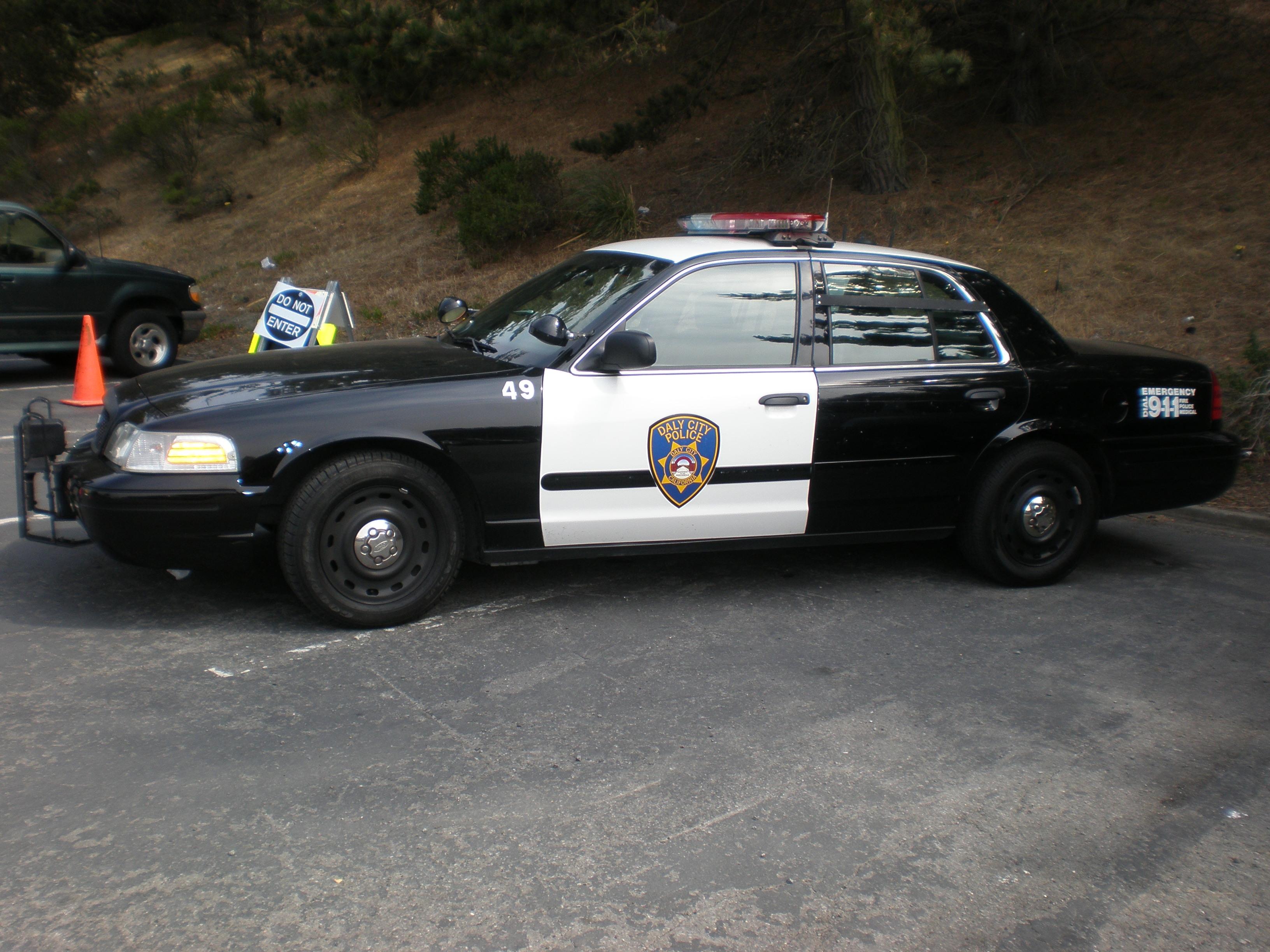 Daly City Car Crash