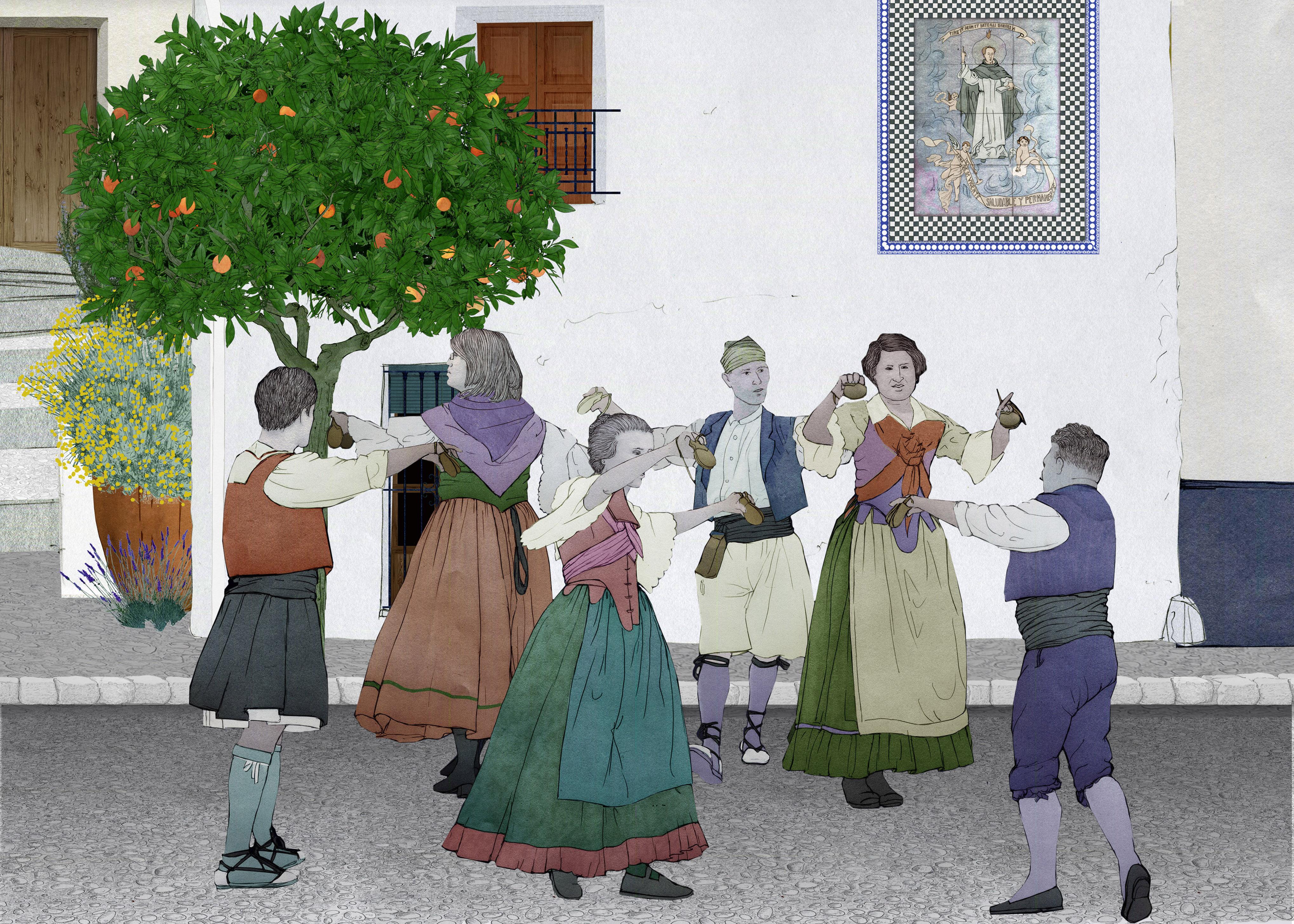 pasigin folk dance history