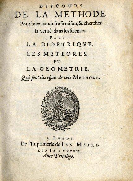 3bbf241d2a87 Discurso sobre o Método – Wikipédia, a enciclopédia livre