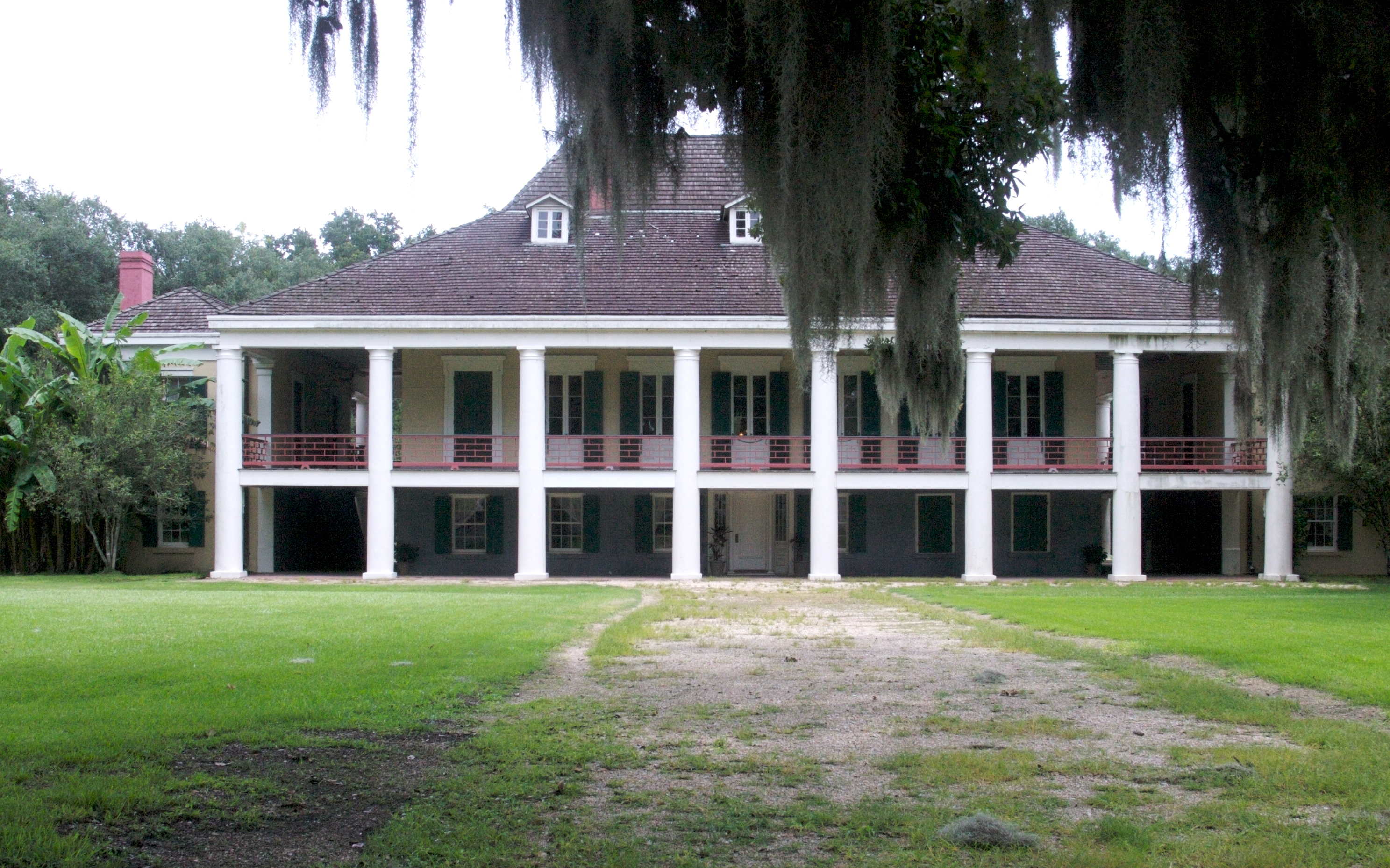 Excellent File Destrehan Manor House 20070706 Wikimedia Commons Download Free Architecture Designs Scobabritishbridgeorg