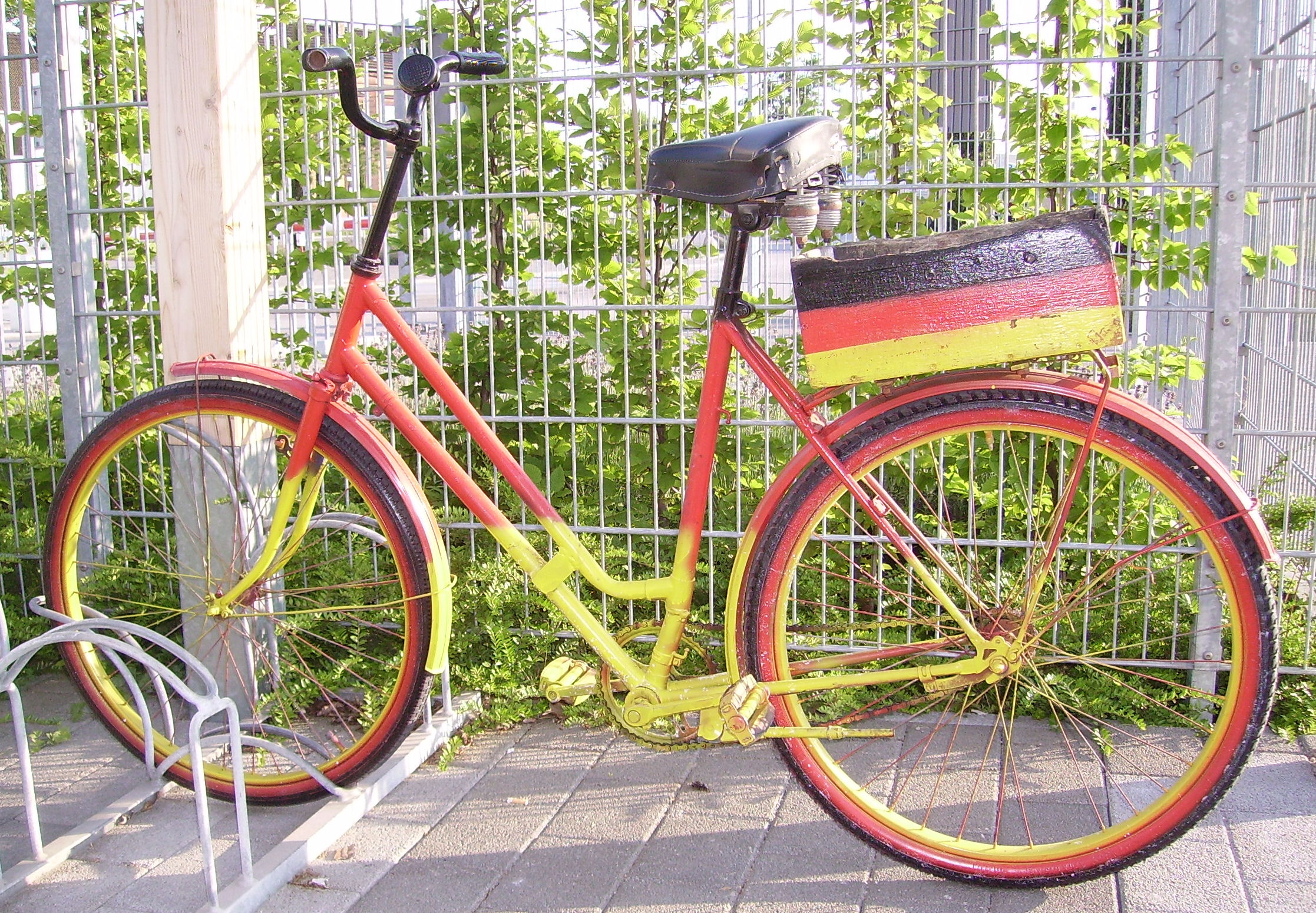 Law Requiring Bicycles in Public Places in Brasilia