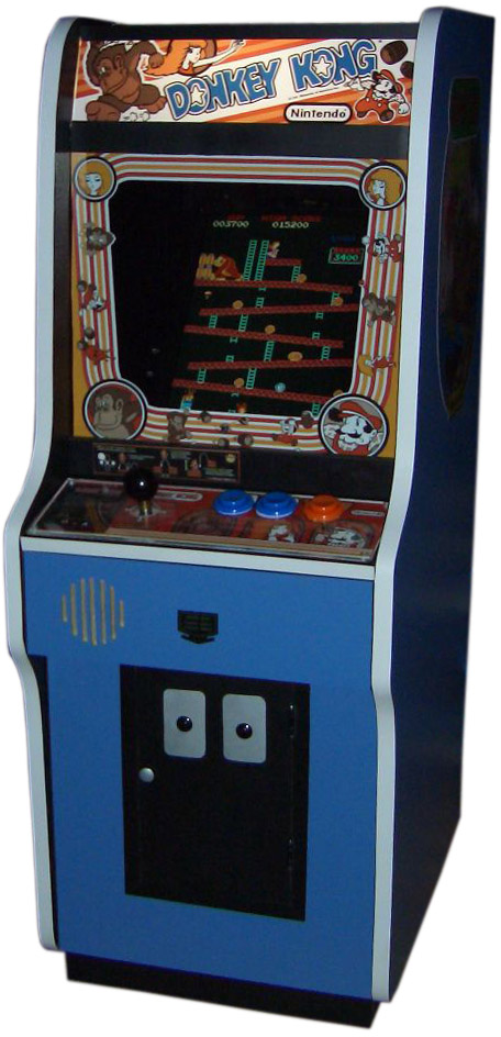 File:Donkey Kong arcade at the QuakeCon 2005.png - Wikimedia Commons
