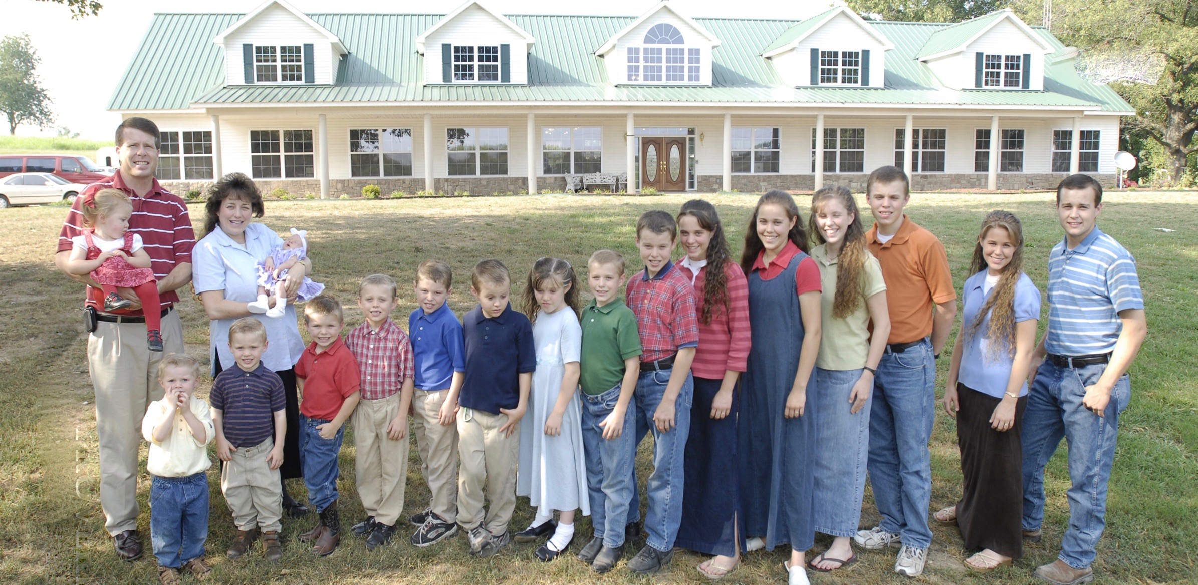 Image result for duggar family