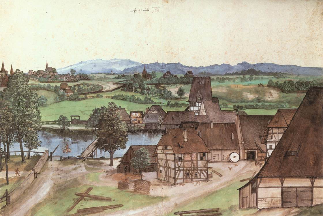 File:Durer, il mulino.jpg - Wikimedia Commons