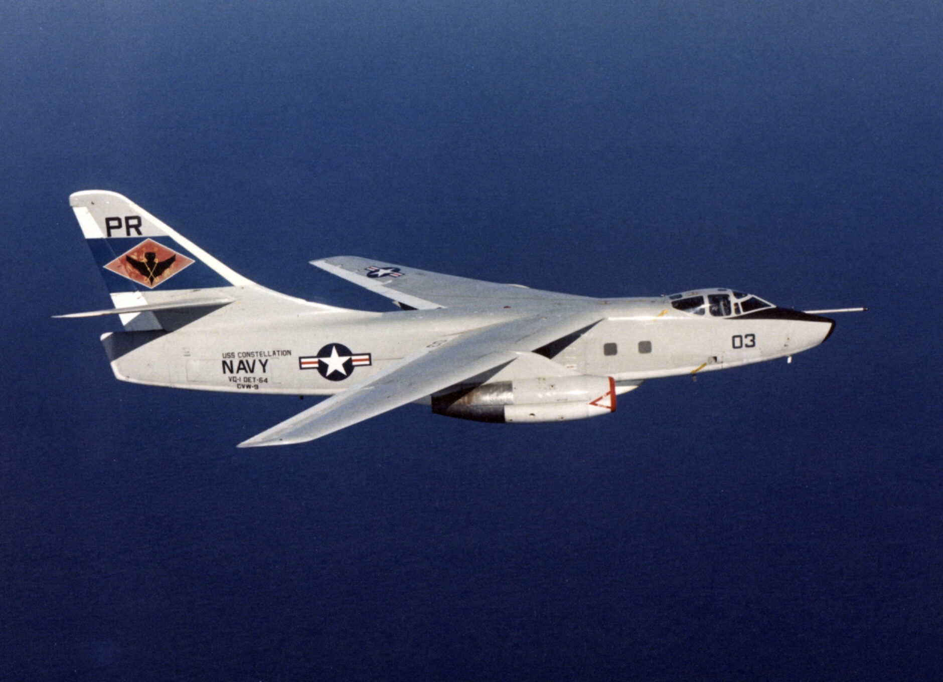 Douglas A-3 Skywarrior - Wikipedia