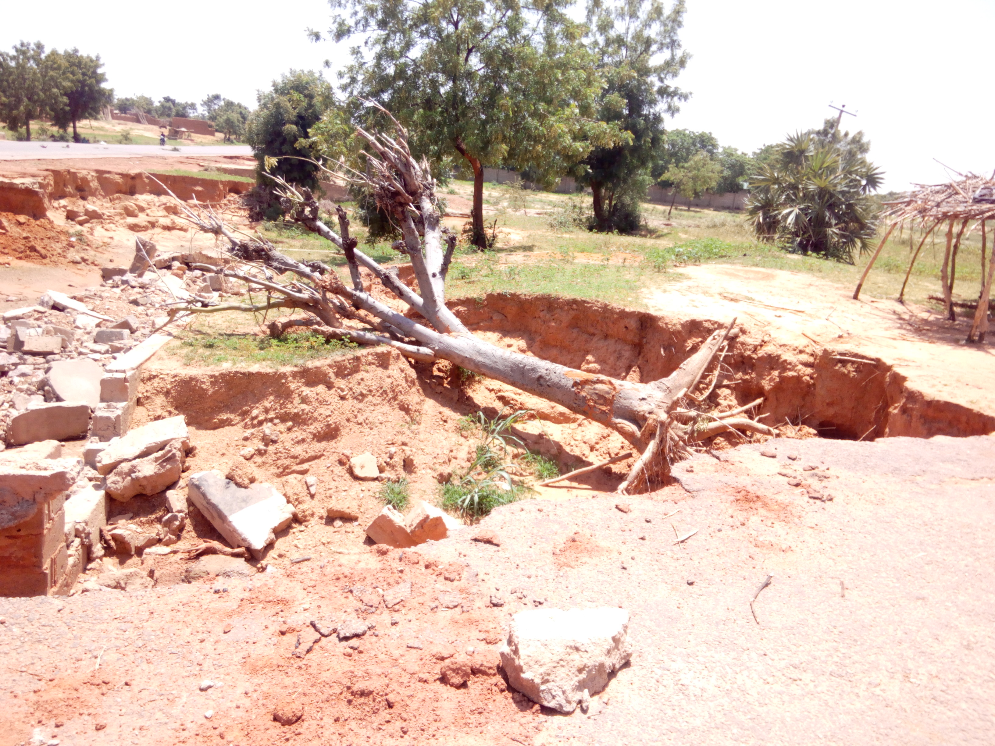 Image result for kano state Erosion