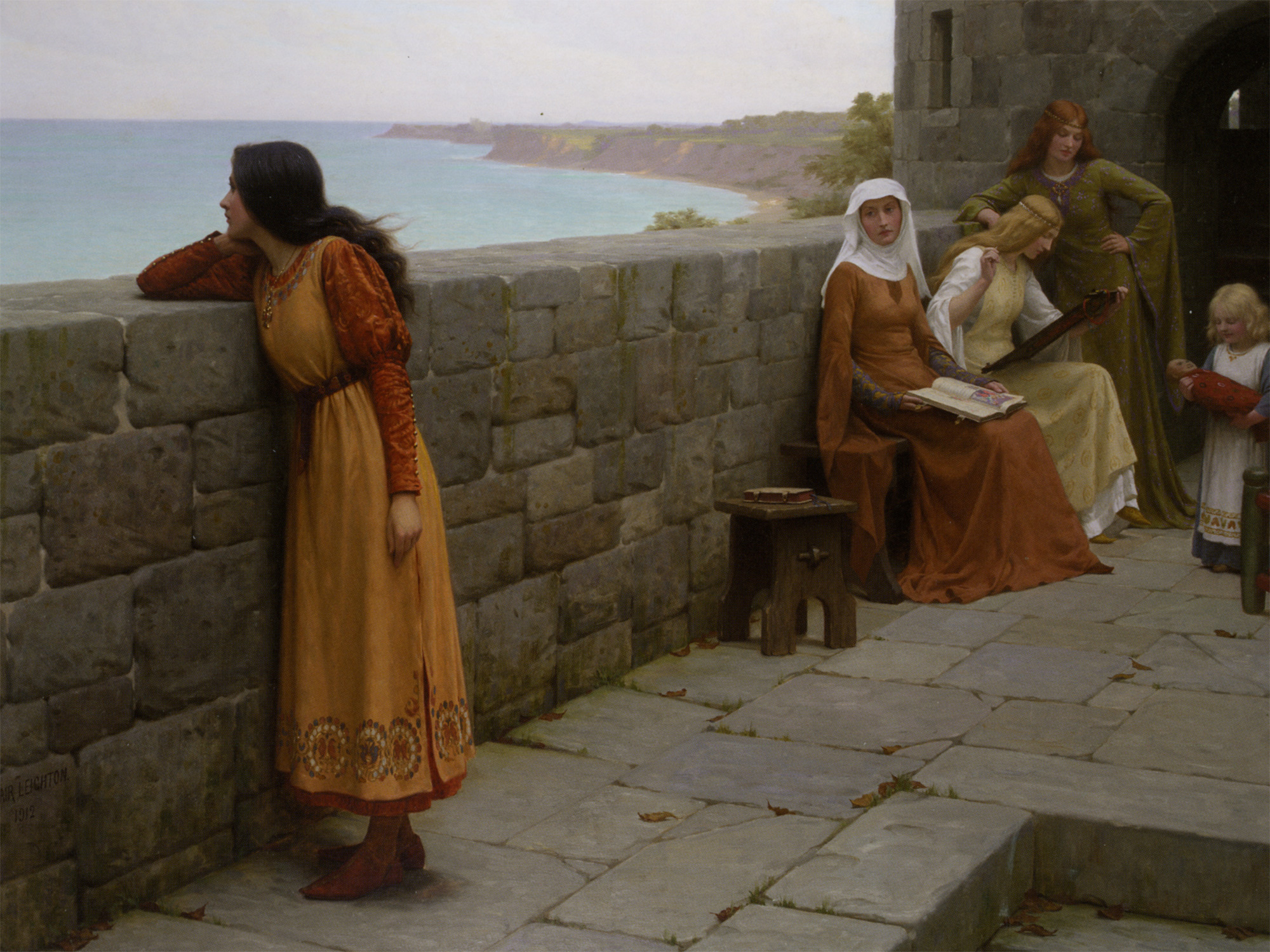 http://upload.wikimedia.org/wikipedia/commons/3/3f/Edmund_Blair_Leighton_-_The_Hostage.jpg