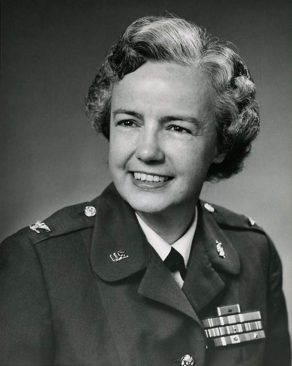 Hoisington United States  city pictures gallery : Hoisington as a Colonel and Director of the Women's Army Corps, circa ...