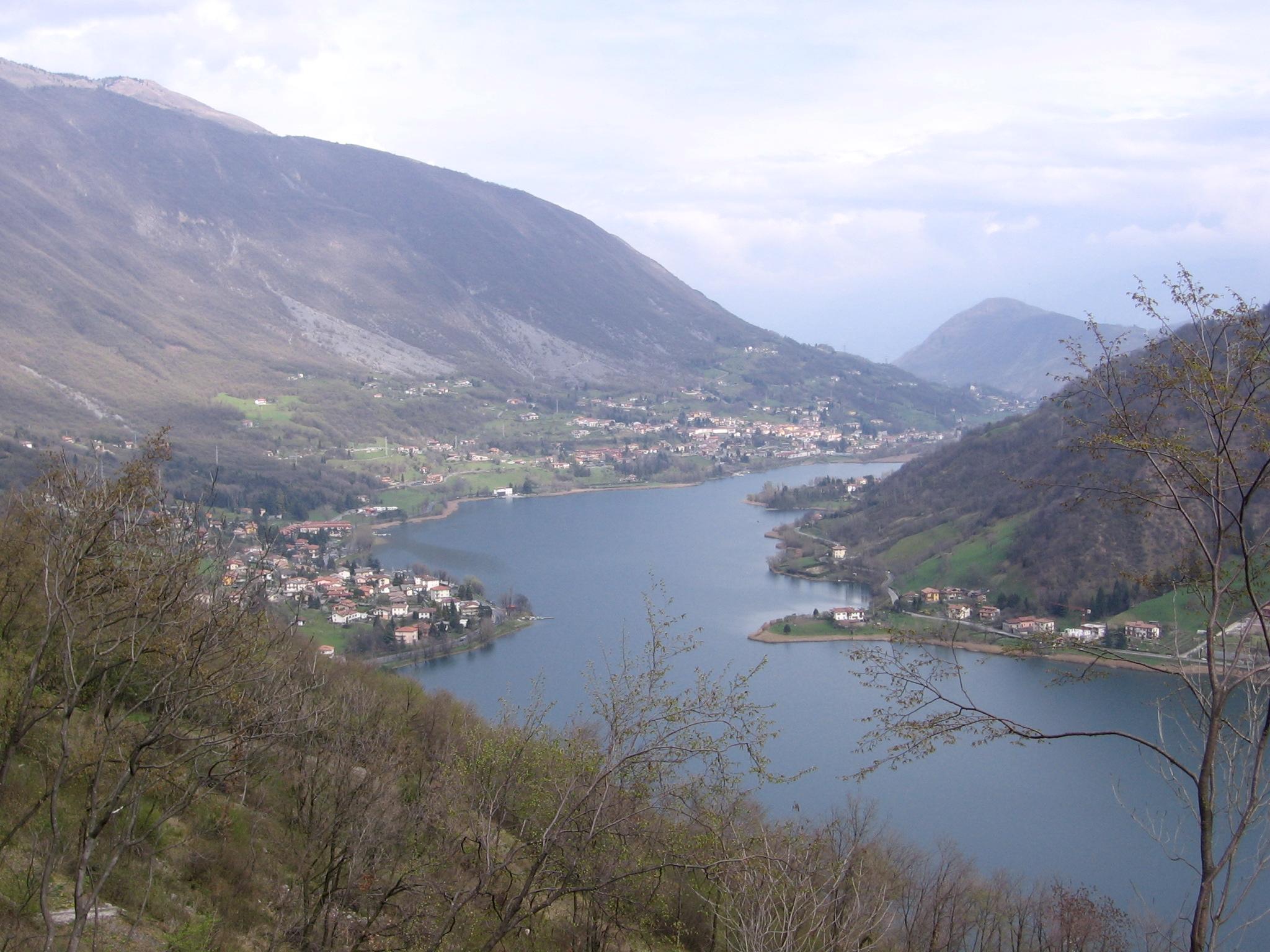 Endine järv