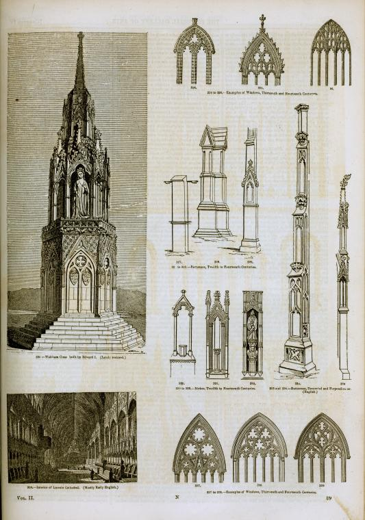 1000 images about gothic revival on pinterest cork for Gothic design elements