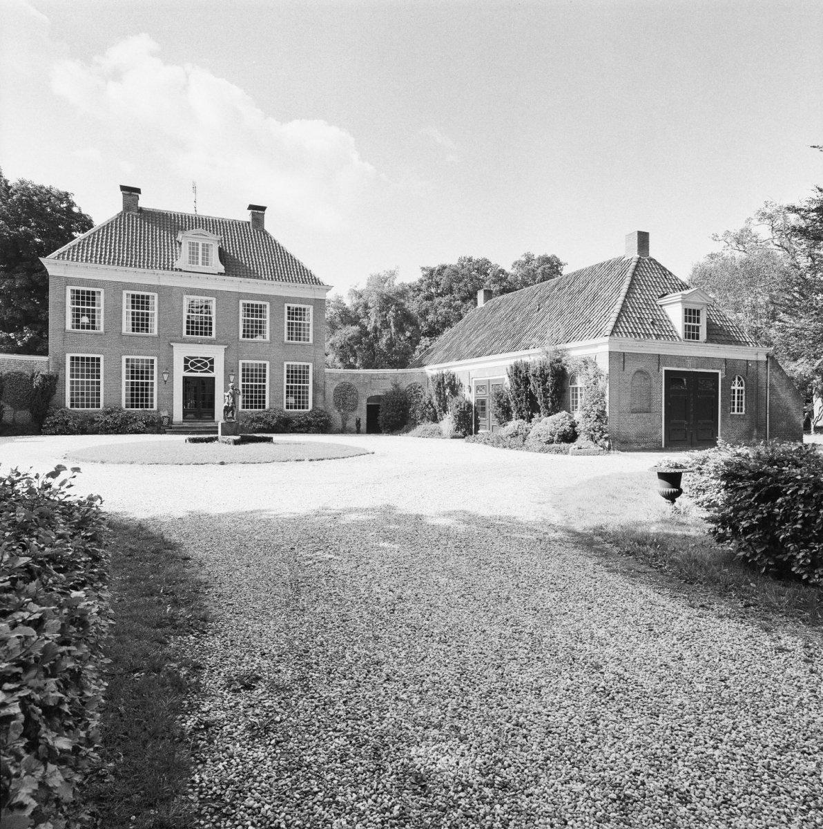 Bestand exterieur overzicht voorgevel huis rechter bouwhuis voorgevel linker zijgevel - Huis exterieur picture ...