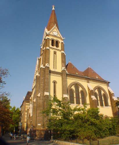 Evangelische Kirche (Erzsébetváros)