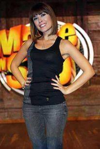 Fatima Trotta Italian actress, comedian and television presenter