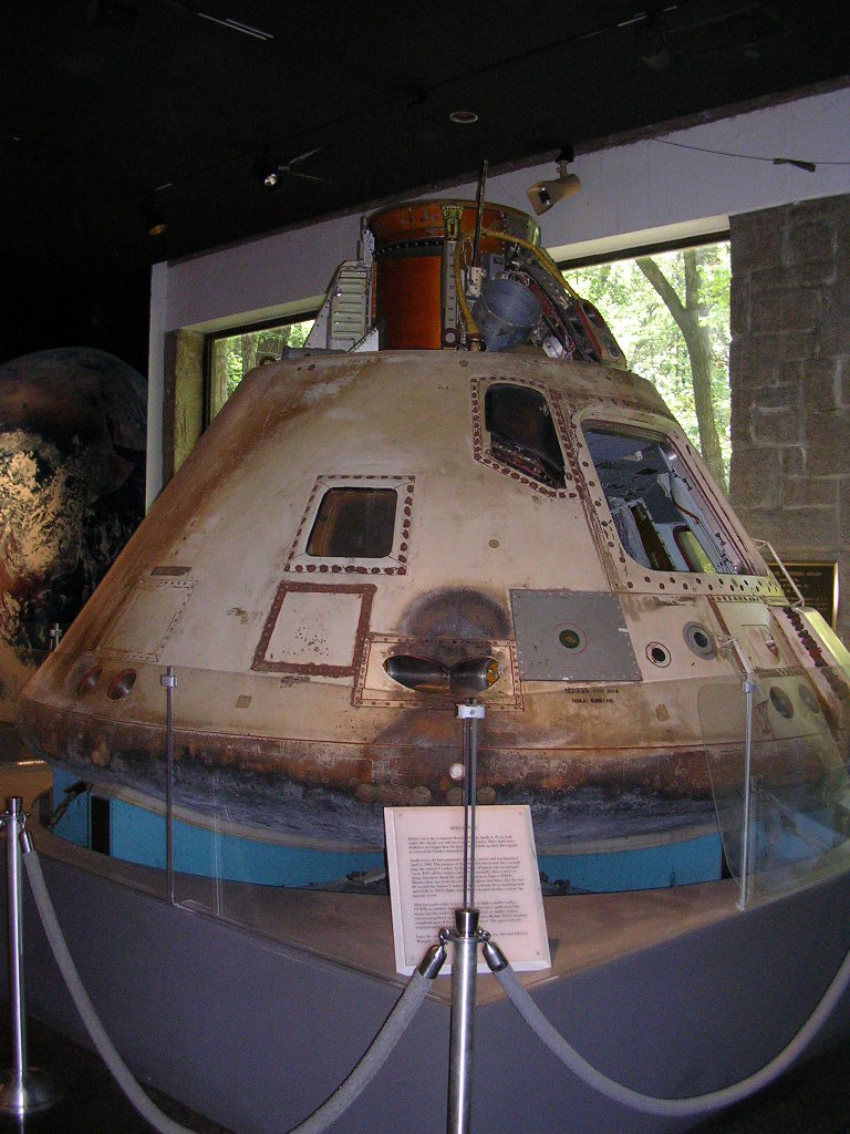 apollo space capsule locations - photo #5