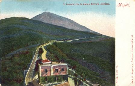 Foto da una vecchia cartolina d'epoca