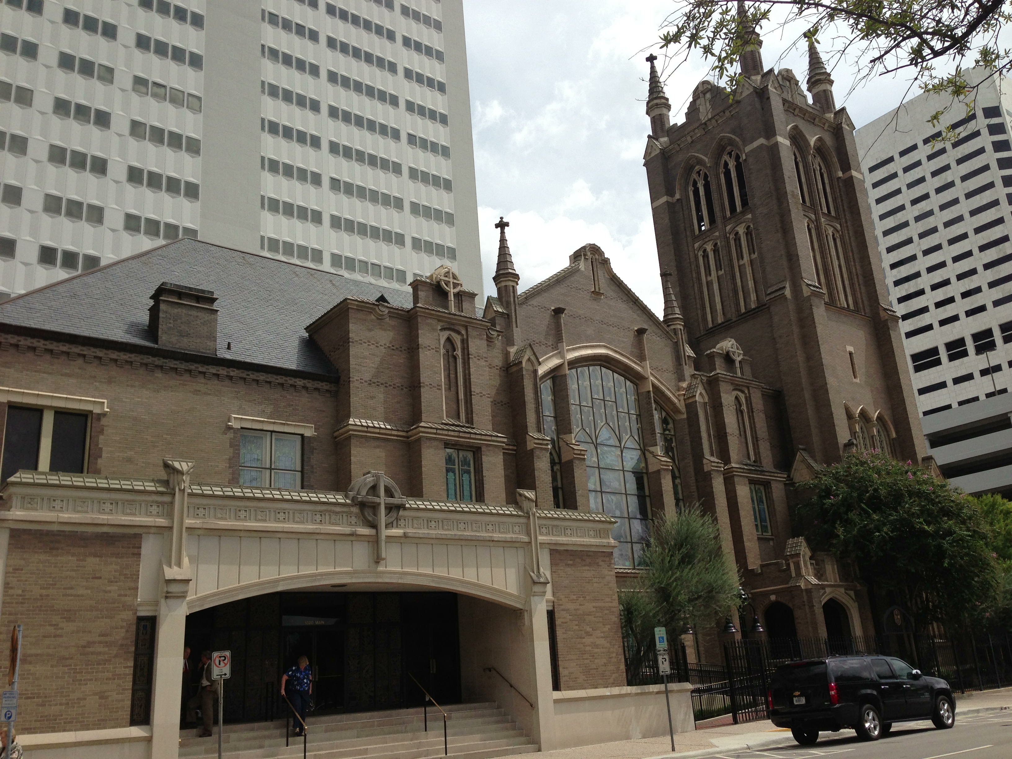 File:First Methodist Houston, Texas, USA - 20130915 jpg - Wikimedia
