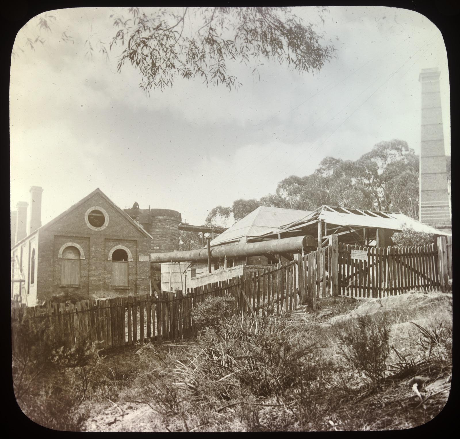 Fitzroy Iron Works - Wikipedia