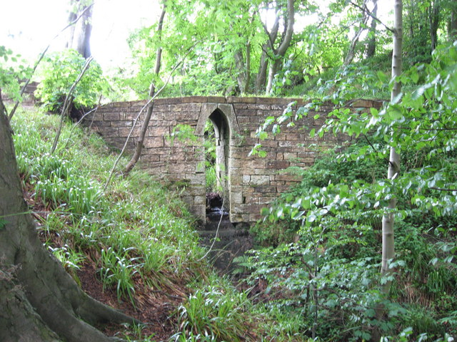 Footbridge at Hartburn - geograph.org.uk - 880708