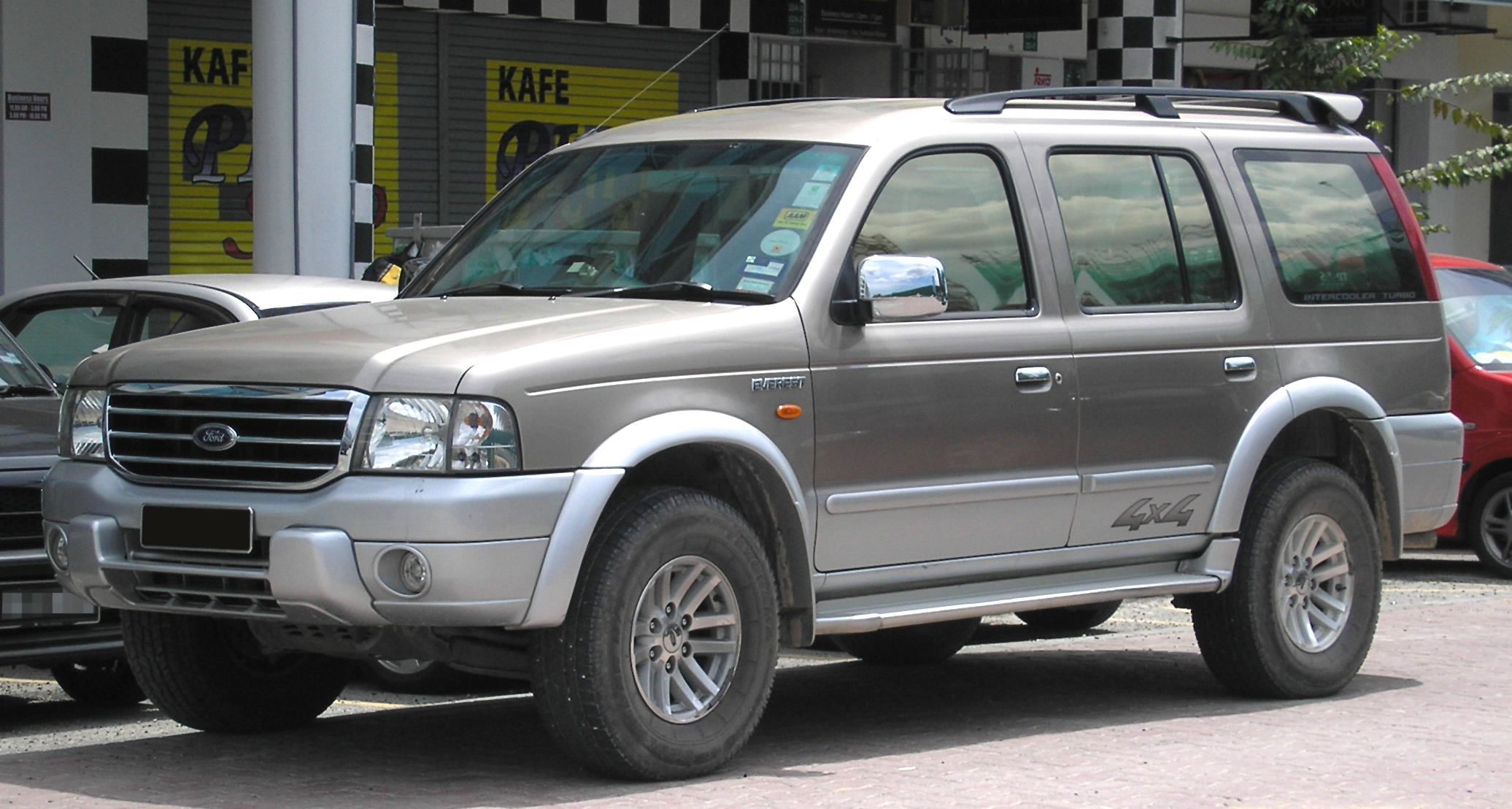 File ford everest first generation front serdang jpg
