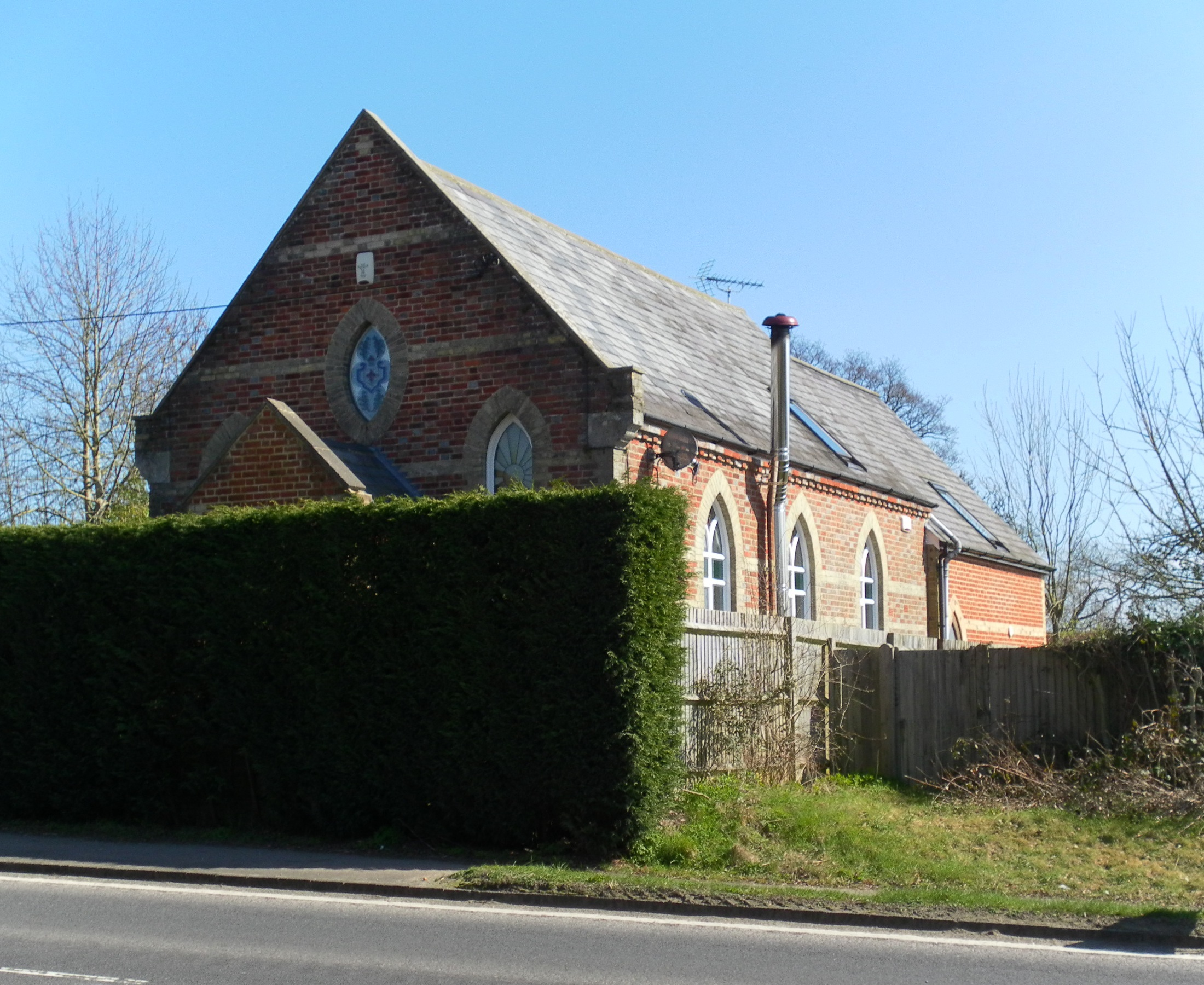 File:Former Boars Head Methodist Chapel, Boarshead ...