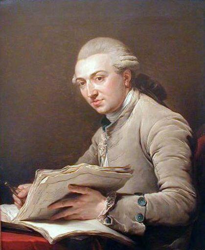 Pierre Rousseau  1751