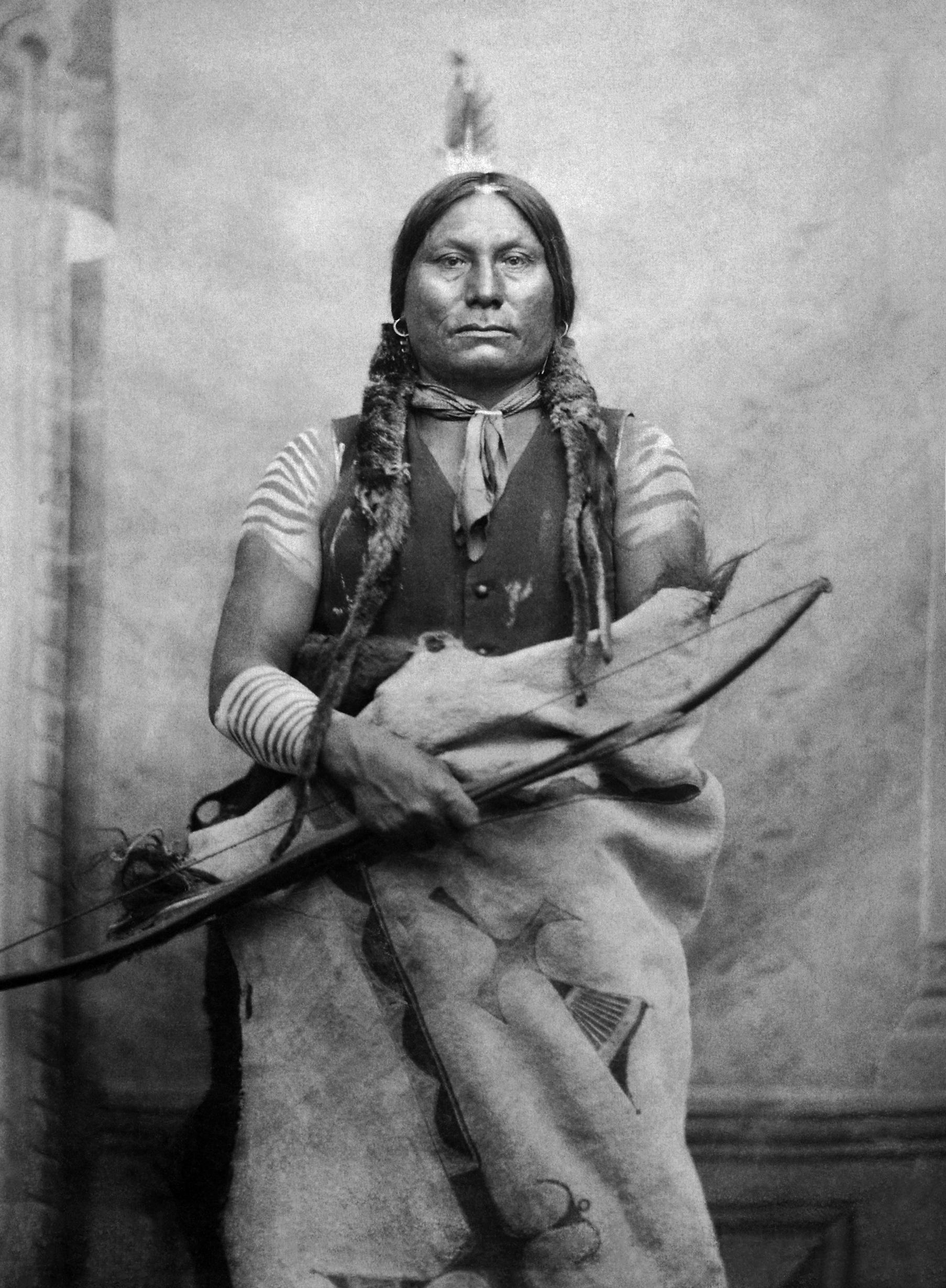 Ancient American Indian Food Recipes