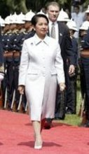 Gloria Arroyo 2003