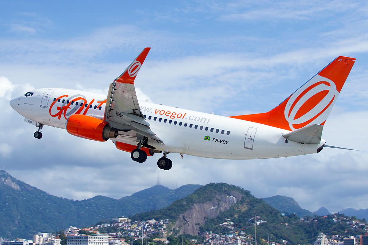 Resultado de imagem para gol Boeing 737-700