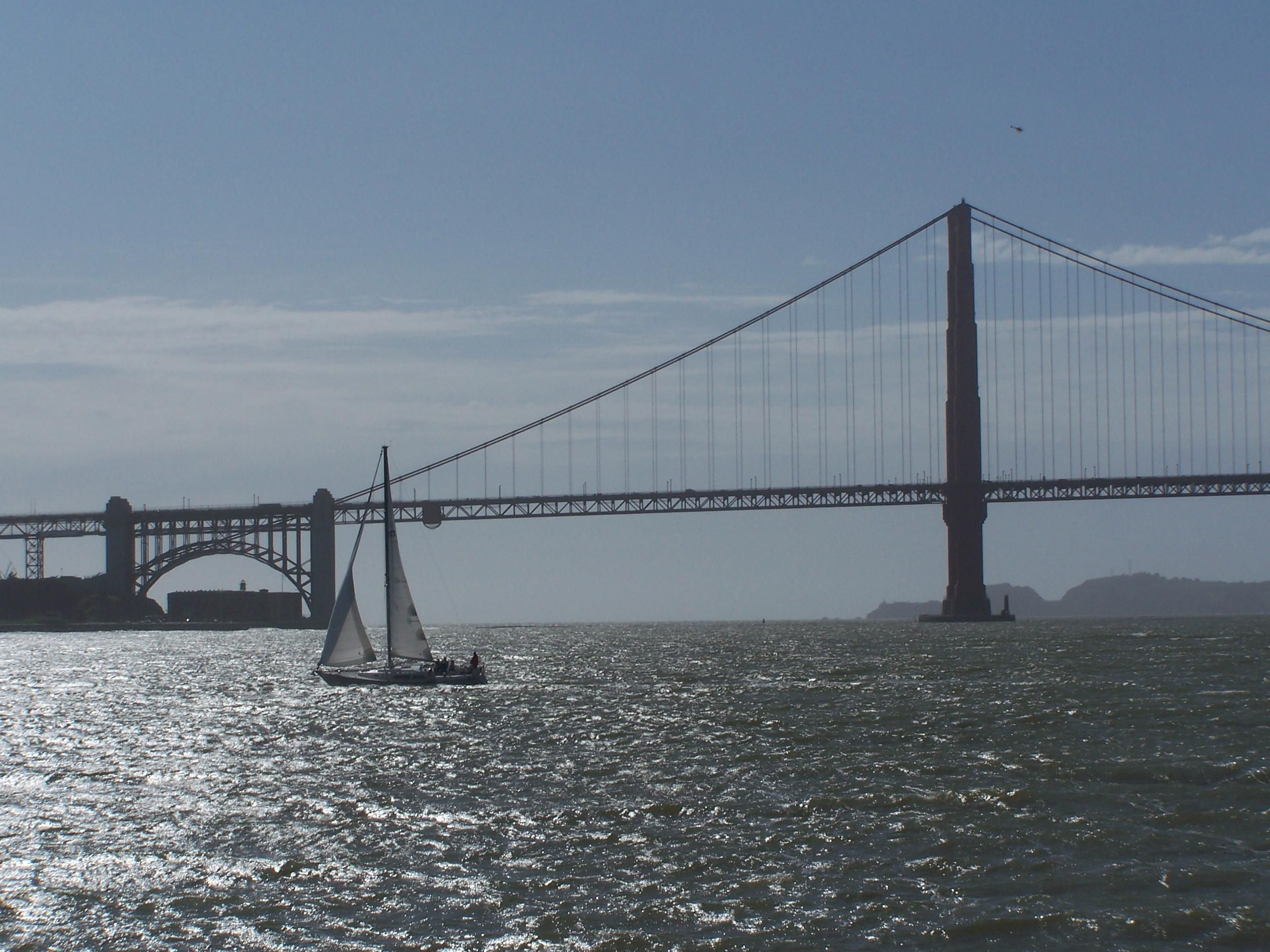 Golden Gate Bridge Wikipedia The Free Encyclopedia Home