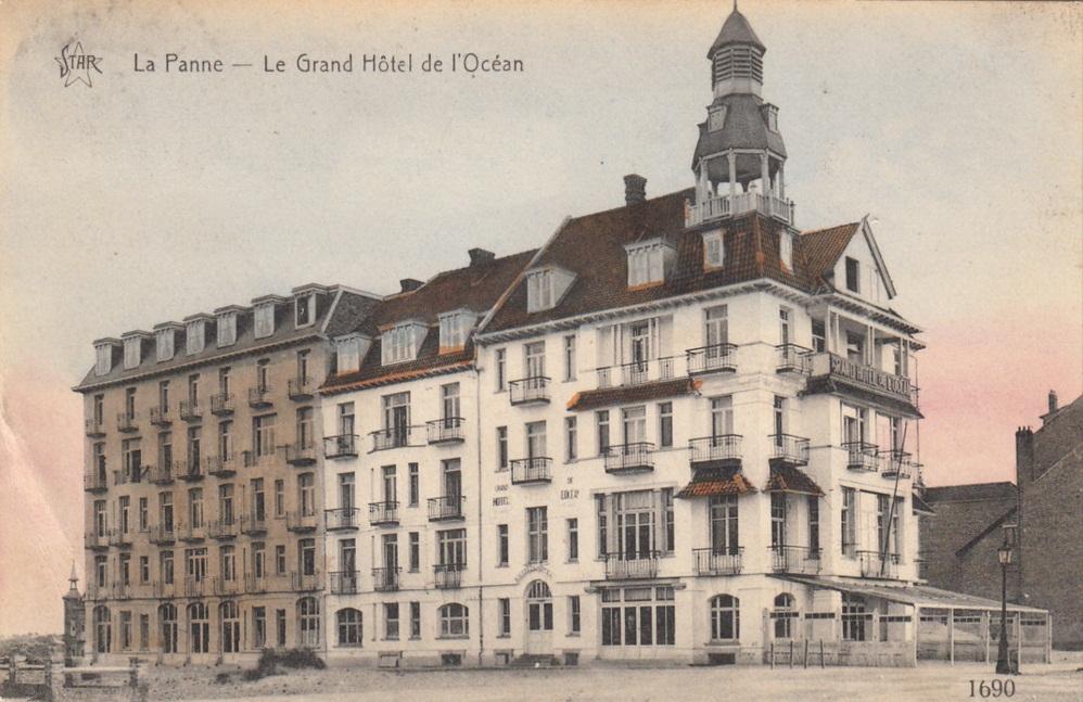 De Panne: Grand Hôtel de l'Ocean