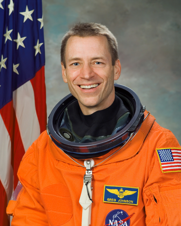 Gregory C . Johnson